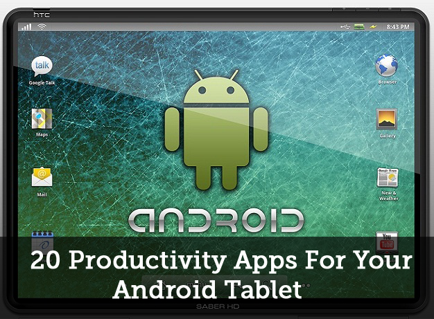 android productivity apps