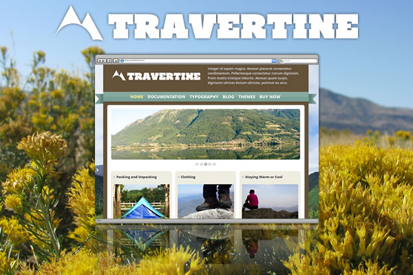travertine joomlashack template