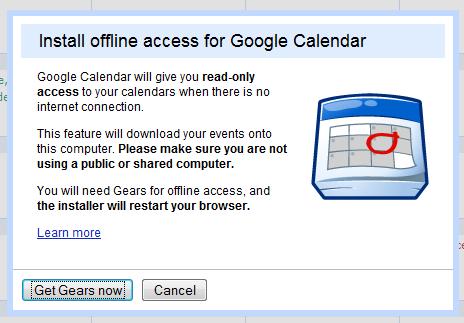 offline-calendar