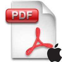 pdf logo 12 PDF Readers and Editors For Mac OS X