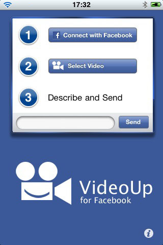 VideoUp For Facebook