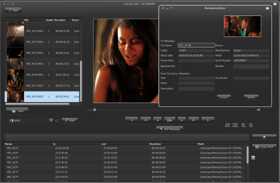 52 560x366 15 Movie Editing Applications for Mac OS X