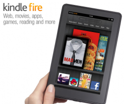 Amazon will Loose 50 USD for every Kindle Fire Sold