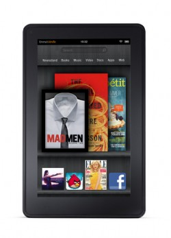 Amazon Kindle Fire Specification Revealed