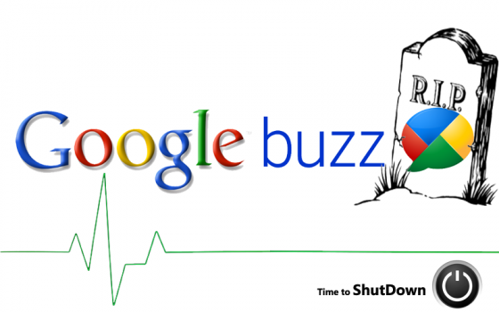 Google Is Shut Down Google Buzz