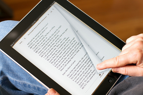 ipad ebook