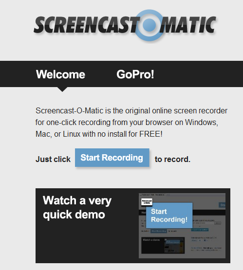 10+ Screen Recording Software for Bloggers