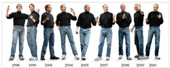 The Visionary - Steve Jobs [1955 - 2011]