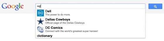 google plus fan page