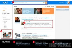 SOCL, Microsoft to Launch a Social Networking Website [Coming Soon]