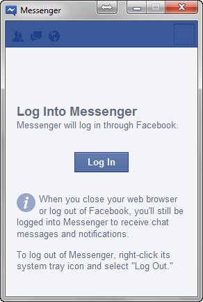 Facebook messenger app pc download  How to Install the Facebook