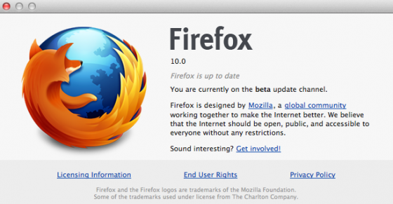 firefox 10