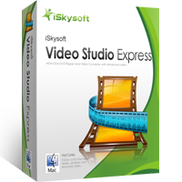 iskysoft video studio mac