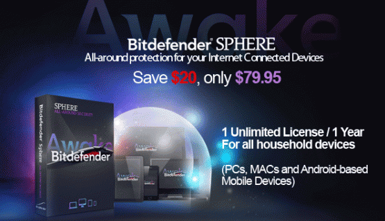 bitdefender sphere review