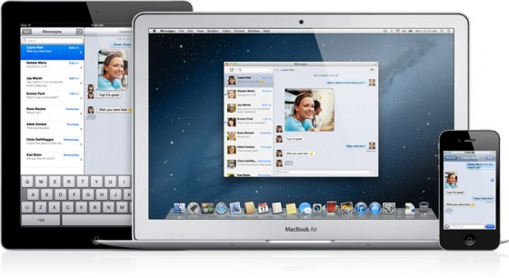 messages beta 560x306 HOW TO: Install iMessage on Mac OS X Lion 10.7.3 ?