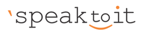 speaktoit