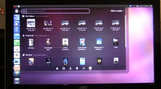 ubuntu android video