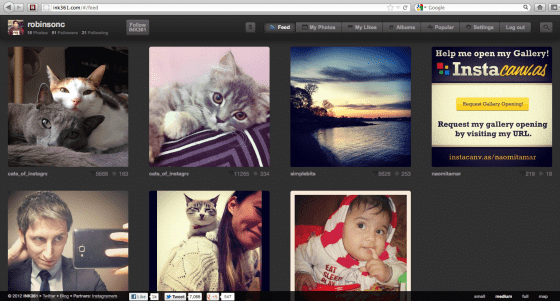 instagram pc 560x301 HOW TO: Use Instagram on PC and Mac ?