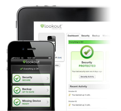 Lookout-iPhone-iPad-App