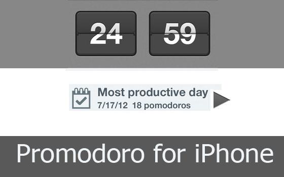 promodoro-for-iphone