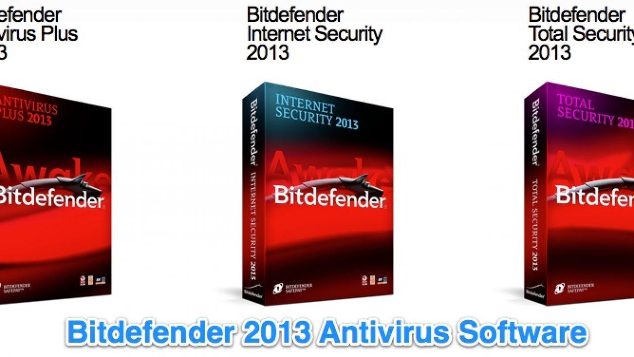 BitDefender 2013 Antivirus Software and 50% Coupon Code