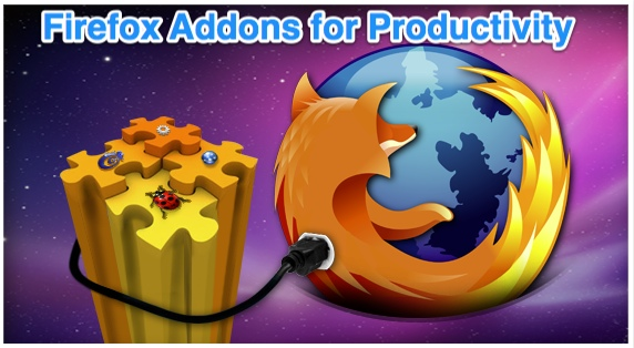 firefox addons productivity