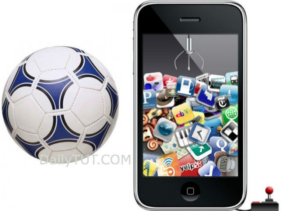 football iphone apps