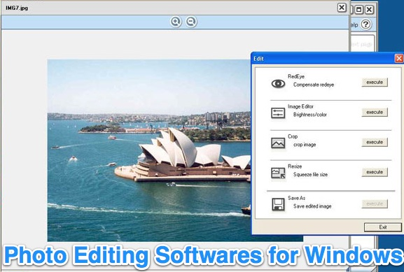 Best free photo editing softwares for windows Free photo software