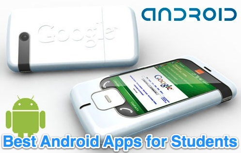 android apps students