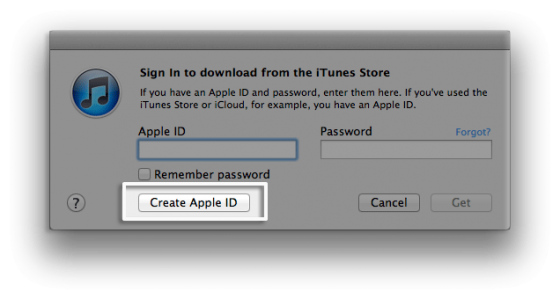 create-new-apple-id