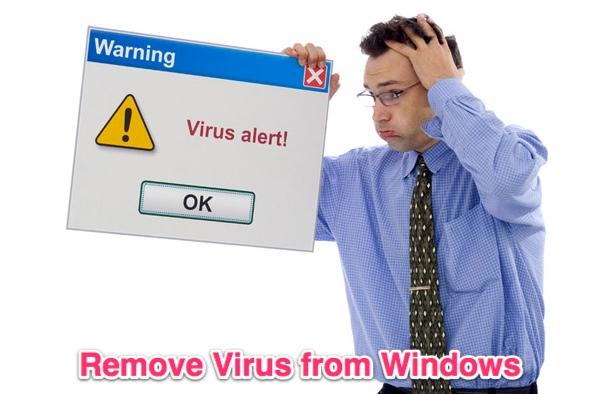 windows virus pc