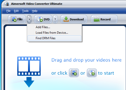 aimersoft video converter Aimersoft Video Converter Ultimate for Windows and Mac OS