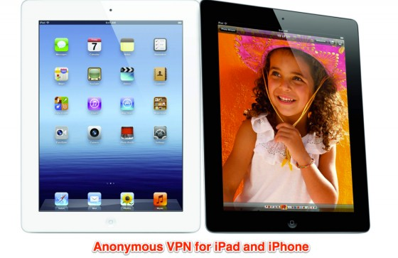 ipad iphone vpn