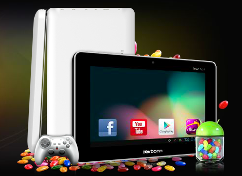 karbonn jelly bean tablet