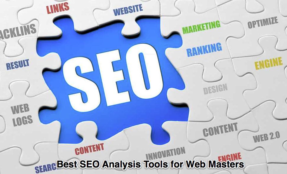 seo analysis tools