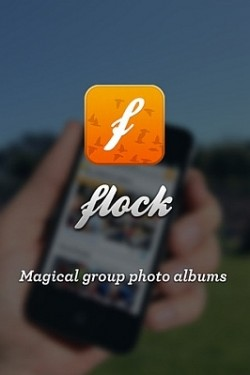 Flock iPhone App Brings Family and Friends Photos Together