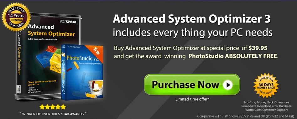 advanced system optimizer 3