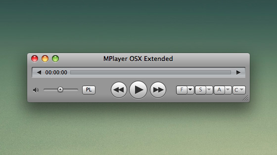 mplayer-osx-extended