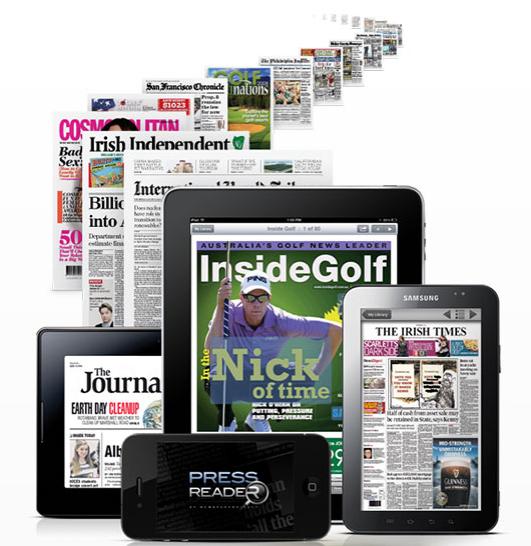 pressreader PressReader: Best Newspapers and Magazines App for iPad