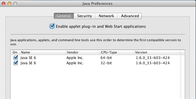 mac-java-preferences