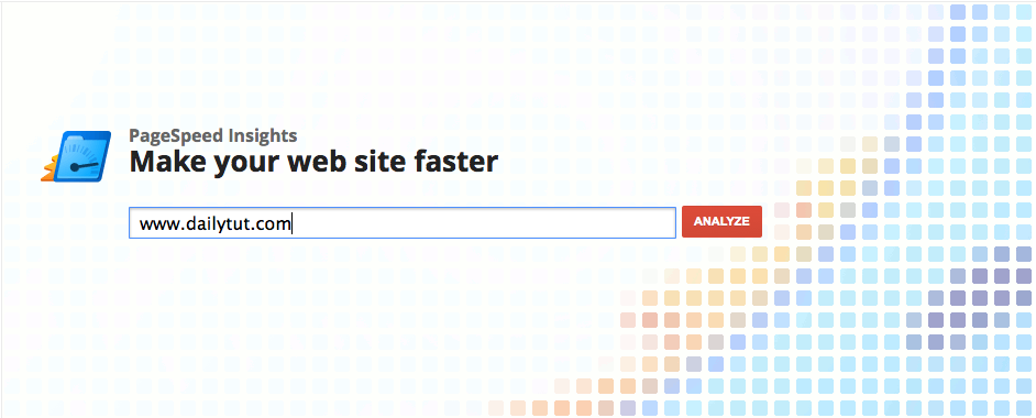 dailytut-page-speed
