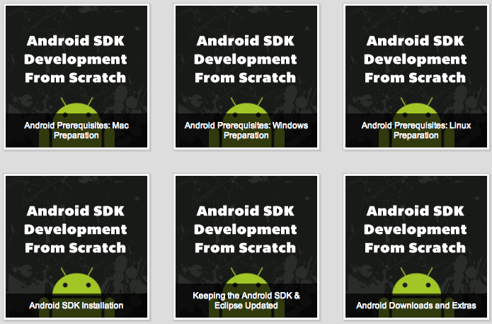 tutsplus android app development Best Resources to Learn Android App Development