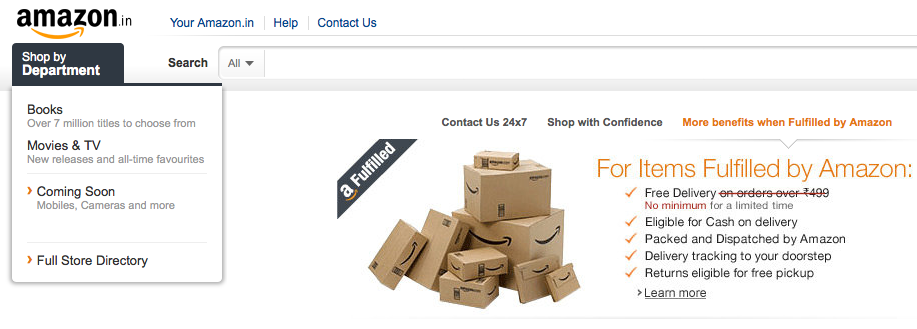 amazon-india-shopping