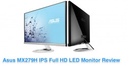 Asus MX279H LED IPS Monitor Review [Video]