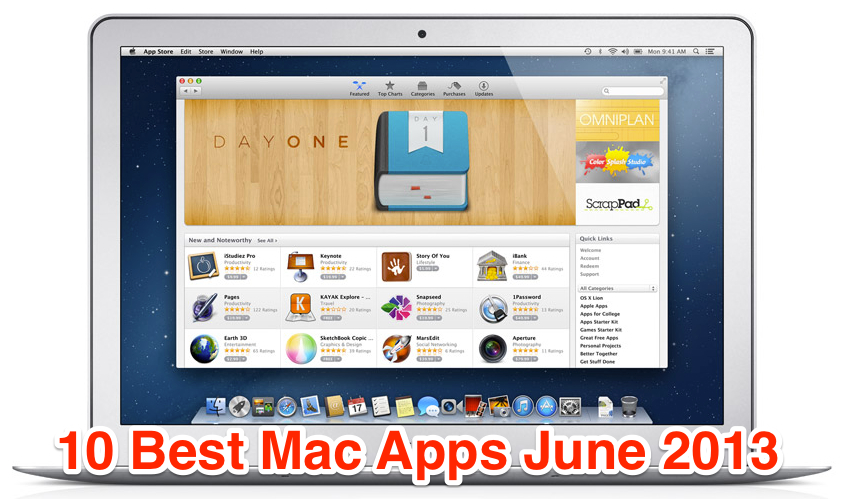 best apps mac