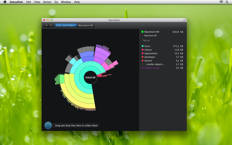 daisy disk mac app Best Mac OS X Apps for June 2013