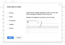HOW TO: Opt Out or Remove New GMail Ads ?