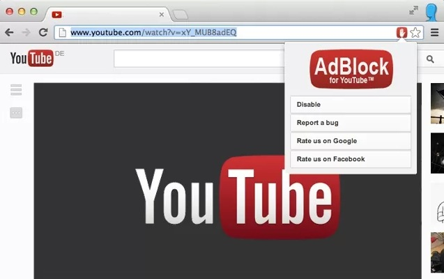 youtube-adblock-extension