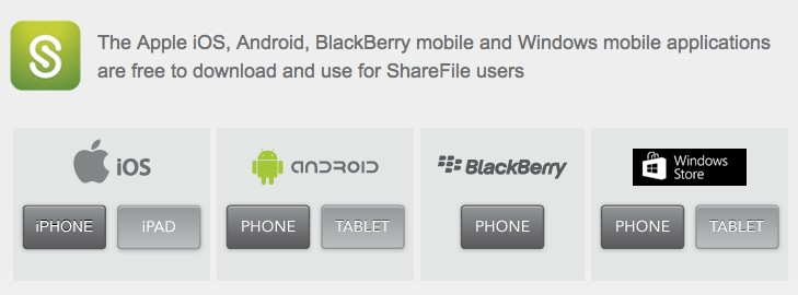 citrix-sharefile-device-support