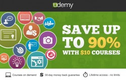 Udemy Coupon Code Get up to 90% Discount on Courses
